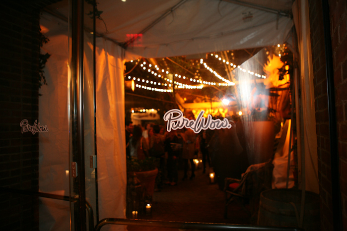 PureWow partnered with Baileys to throw the Share Your Spirit Soiree on December 4th.