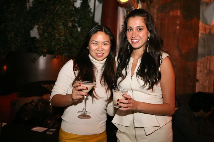 Guests Aileen Brody and Jennifer Litt